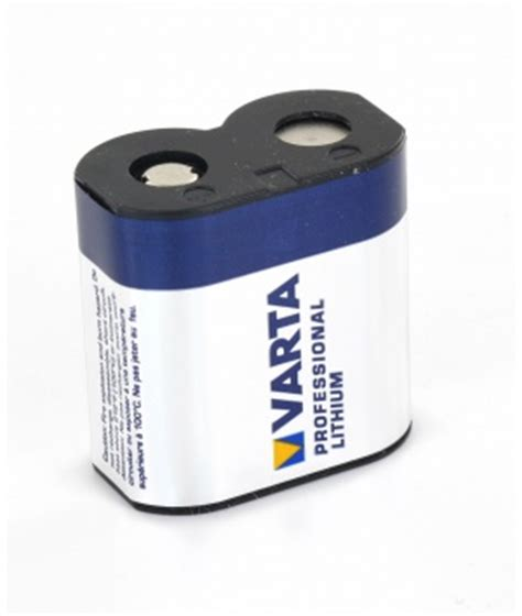 batterie lithium 6v 2cr5 f 252 r blitz und kamera
