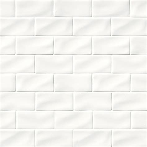 white glass subway tile 3x6 28 images somertile 3x6 in