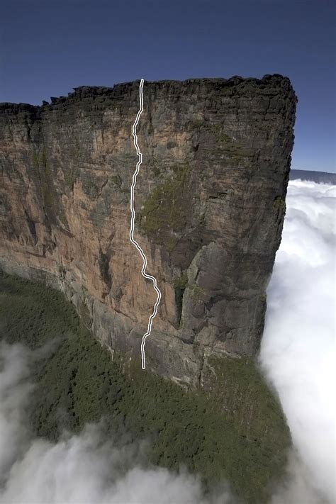 Monte Roraima, Behind the Rainbow - AAC Publications ...