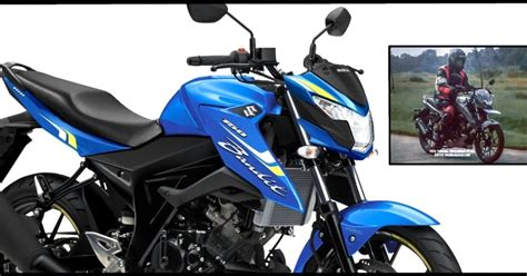 Suzuki Gsx 150 Bandit Image by Suzuki Bandit 150 Spotted Testing For The 1st Time Based