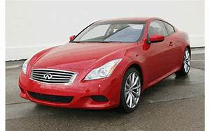 Infiniti G37 Coupe Reviews  News  Pictures  And Video