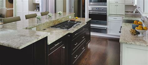 homestyle kitchen island benefits of a two level kitchen island atlanta design