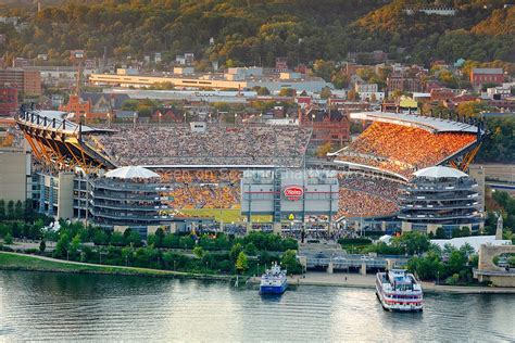 Heinz Field, Pittsburgh PA | Seating Chart View