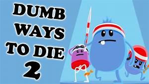 DEATH OLYMPICS | Dumb Ways To Die 2 - YouTube