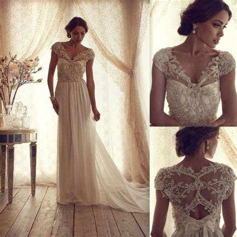 beaded bridesmaid dresses dress cap sleeved wedding gown with crystals 2047770 weddbook