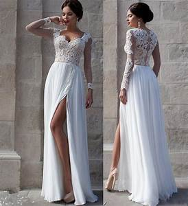 non traditional wedding dresses with colorfull models With non traditional casual wedding dresses