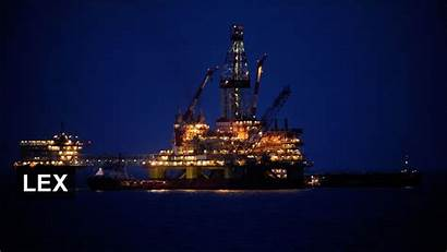 Rig Oil Offshore Drilling Wallpapers Cave Wallpapersafari