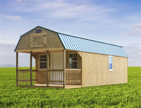 lofted cabin sturdi built