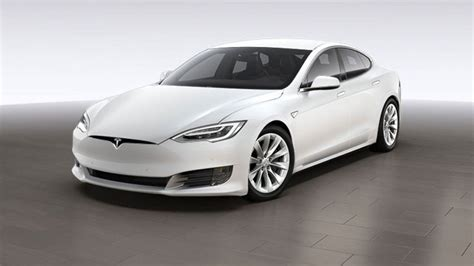 The Updated Tesla Model S Is Gorgeous