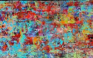 1440x900 Alicia Dunn, Modern Art, Abstract Painting, Oil ...