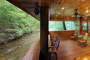 Helen GA Cabin Rentals | A River Runs Thru It | Luxury ...