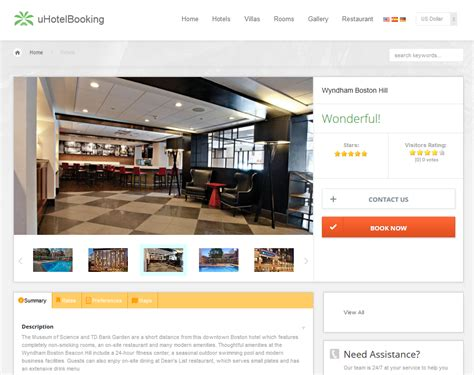 Php Hotel Reservation System