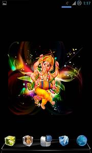 Ganesha God Live Wallpaper 3D
