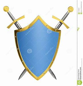 Crossed Swords And Shield Royalty Free Stock Photography ...