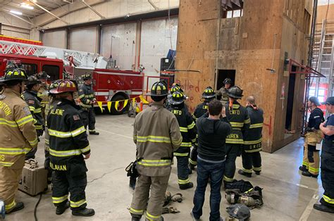 Firefighter Survival - Elevated Safety