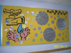 handwashing bulletin board idea school health