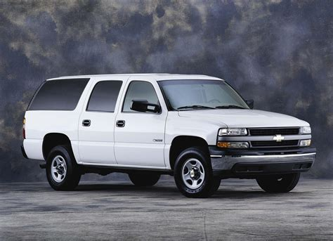 chevy concept truck 2001 chevrolet suburban pictures history value research