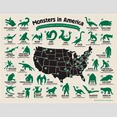 Monsters in Ame...