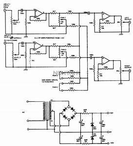 Audio Mixer Circuit   Audio Circuits    Next Gr