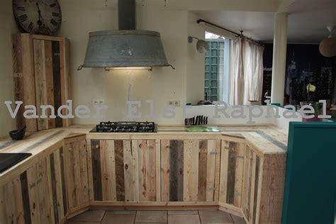 muebles de cocina hechos  palets ideas  el hogar