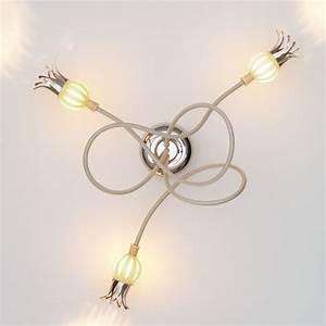 Lampe Flexible Arme : poppy wandleuchte von serien lighting bei lights4life ~ Sanjose-hotels-ca.com Haus und Dekorationen