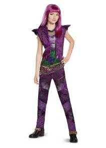 Descendants 2 Mal Classic Girls Costume