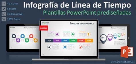 Como Trabajr Con Template En La Compu by Infograf 237 A De L 237 Nea De Tiempo Para Powerpoint