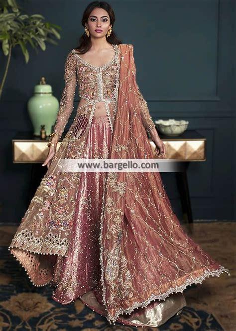 latest anarkali bridal dress designs abu dhabi uae