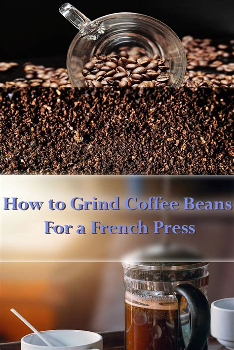 I have my perfect french press method as well but only a few other. How to grind coffee beans for a french press | Coffee ...