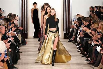 York Week Models Ralph Nyfw Lauren Runway