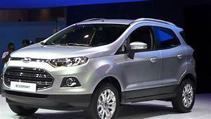 Ford Ecosport  A New Kind Of Suv