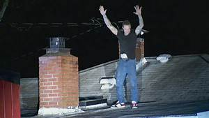 Suspect in adult store robbery caught on roof, surrenders ...