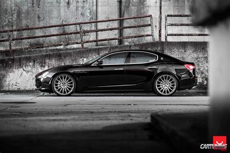 Tuning Maserati Ghibli Side