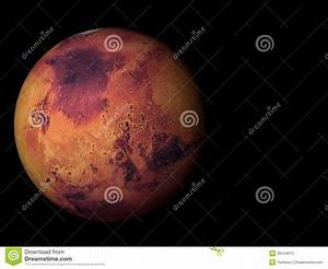 Mars Stock Illustration - Image: 39144613
