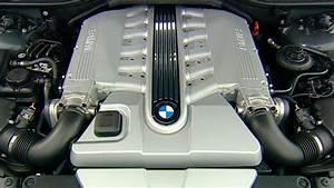 2003 Bmw 760li - 12-cylinder Engine  E66 7 Series