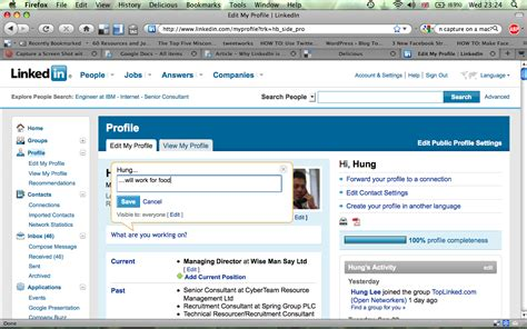 noticia convierte tu perfil de linkedin en un curr 237 culum