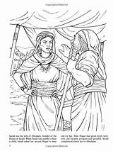 Bible Coloring Pages Abraham Books John Green Stories Amazon Classic Da Adult Testament Dover Crafts sketch template
