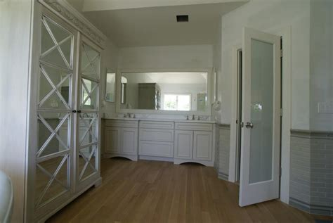 smoked glass doors  remodeling design build planners