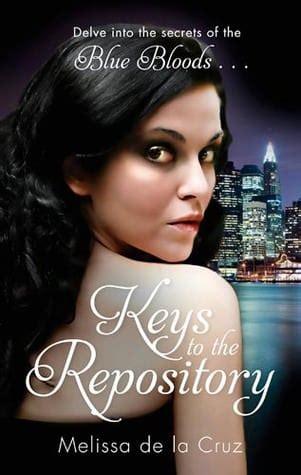 Book Review Keys To The Repository By Melissa De La Cruz
