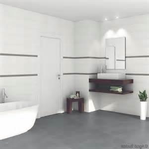 Badezimmer Weiße Fliesen