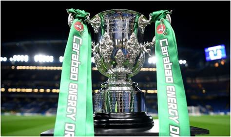 Carabao Cup draw: Premier League clubs discover 2nd and ...