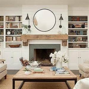 36, Beautiful, Modern, Farmhouse, Fireplace, Ideas, You, Must, Have
