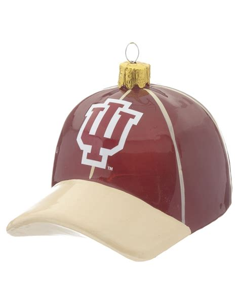 indiana university christmas ornament college and university