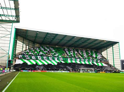 Hibs fans deliver warning to players prior to Edinburgh ...