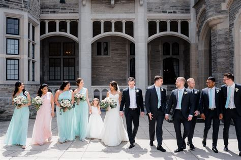 casa loma wedding   mill wedding reception