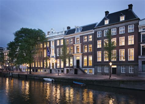 waldorf astoria hotels resorts opens iconic luxury hotel in amsterdam
