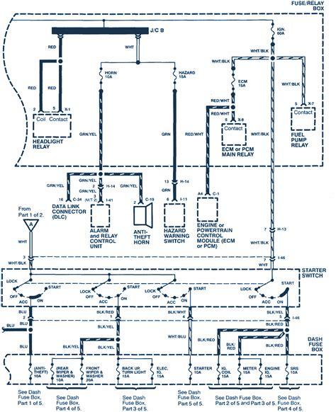 Isuzu Rodeo Cyl Wiring Diagram Auto