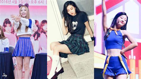 3 Female Rookie Idols Who Have Tiny Ant Waists Koreaboo
