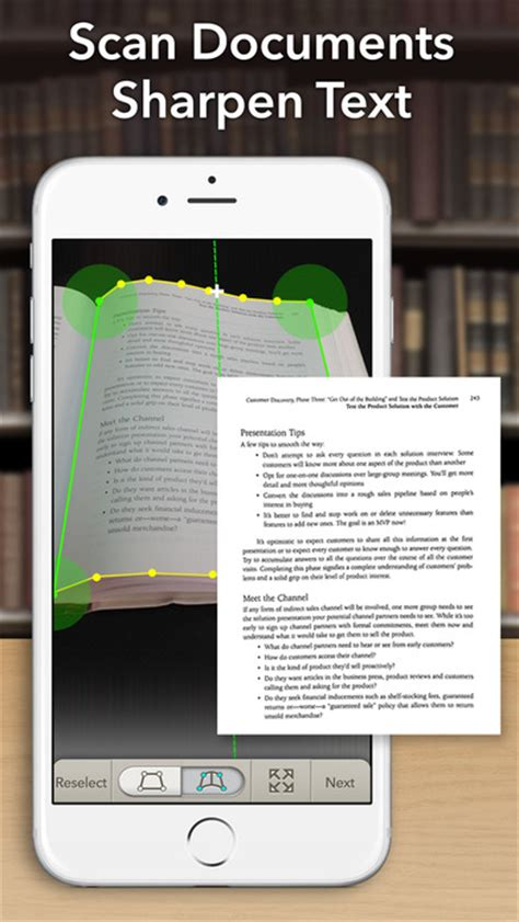 scan with iphone how to scan documents with iphone or in notes app in doc scan pro pdf document scanner on the app