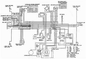 Honda Cd200 Roadmaster Wiring Diagram